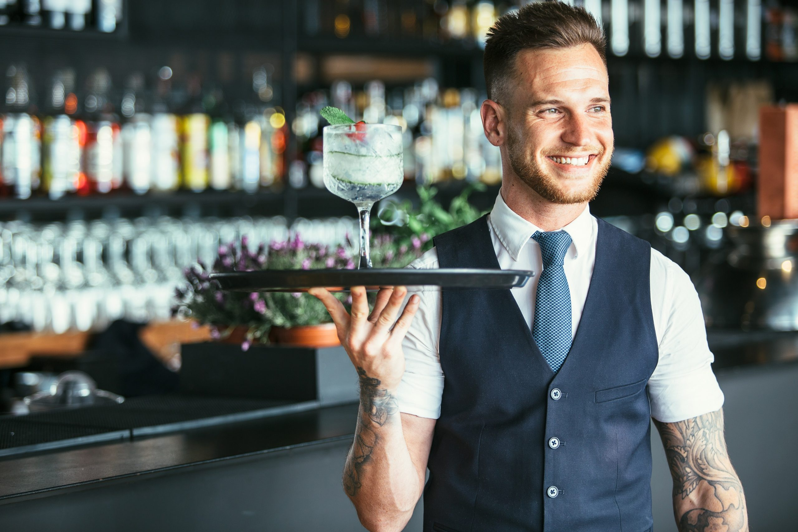 Seeking jobs in hospitality with Richard Hands